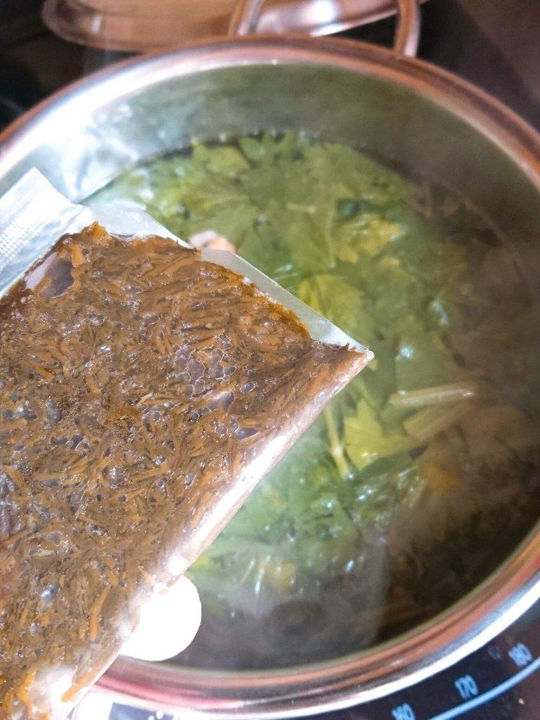 スープ具材 アカモク